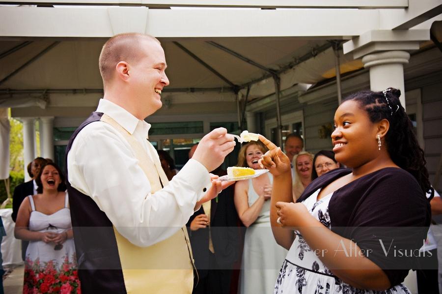 oatlands plantation wedding photographer