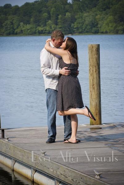 Burke Lake Park Wedding Photographer