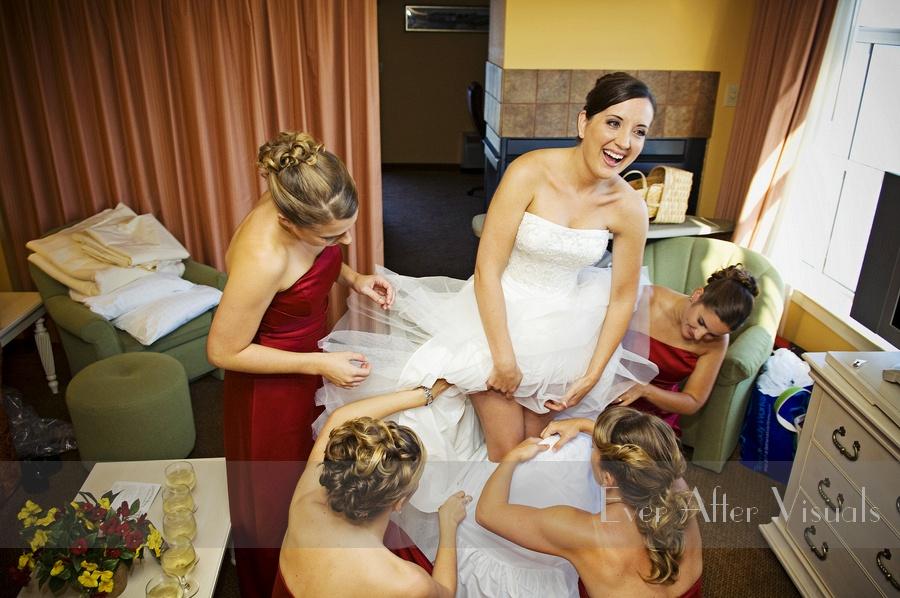 chesapeake beach resort wedding photographer