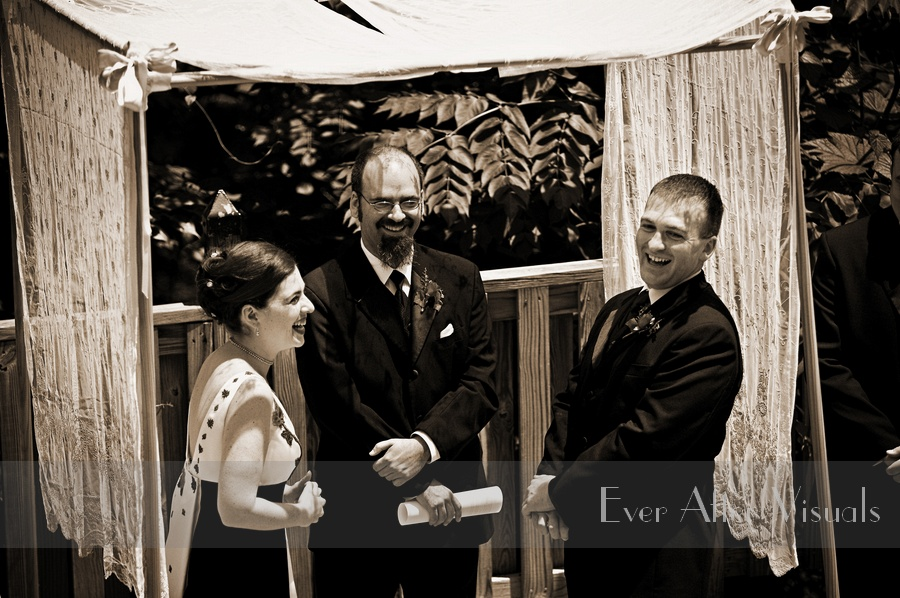 cloisters castle wedding photographer