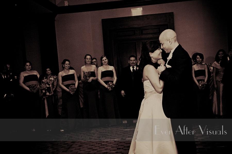 Washington Dulles Hilton wedding photographer