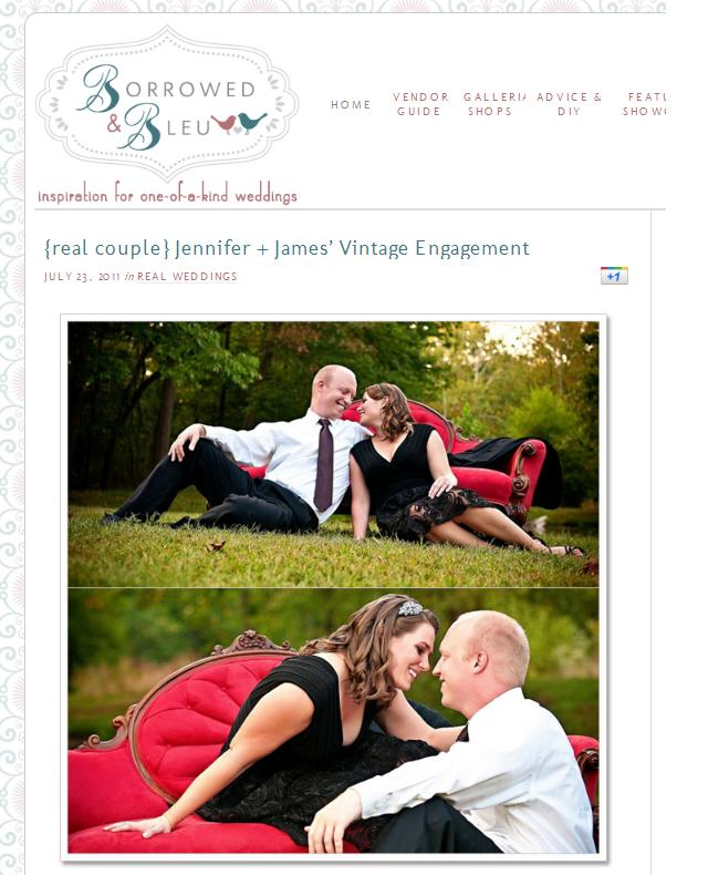 Northern VA Engagment Photographer