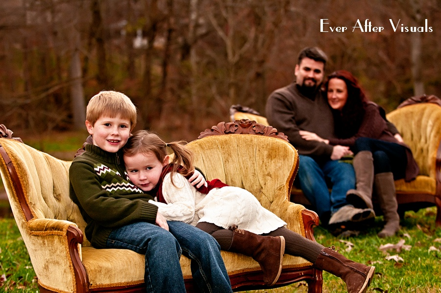 Northern VA Family Portrait Photographer