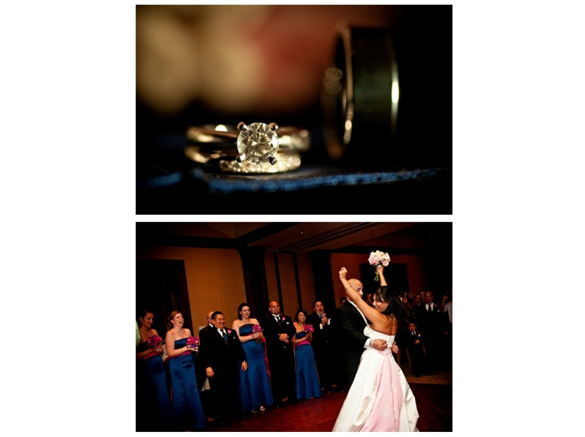 ring and reception