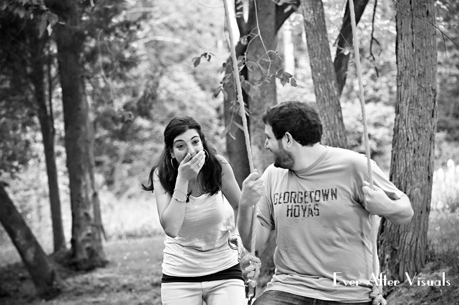 Northern VA Engagement Photographer | Engagement Photographer