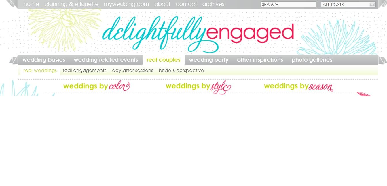 delightfully engaged