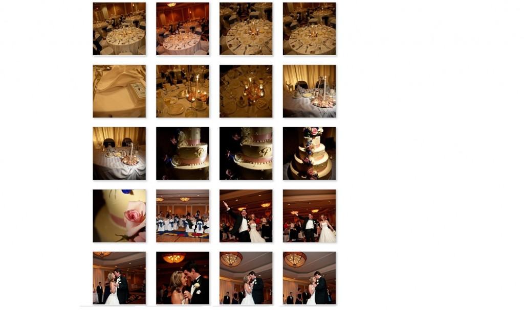 cake and decor