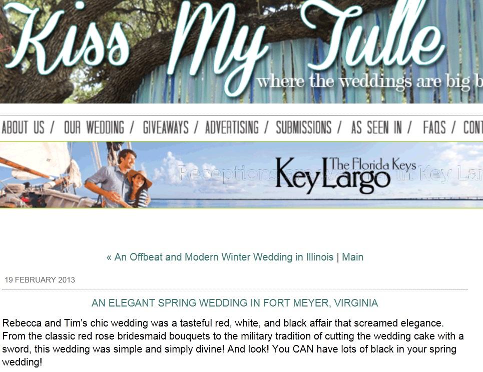 wedding publication