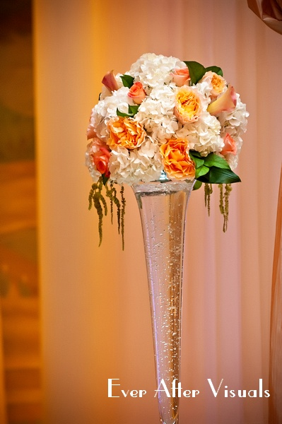 Unique and beautiful florals from Bergerons at the Mayflower