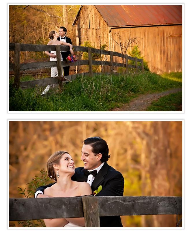bride-and-groom-outdoors-oatlands