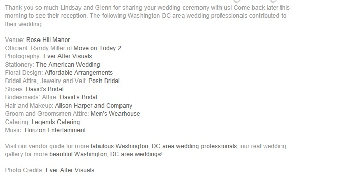 wedding-vendor-list