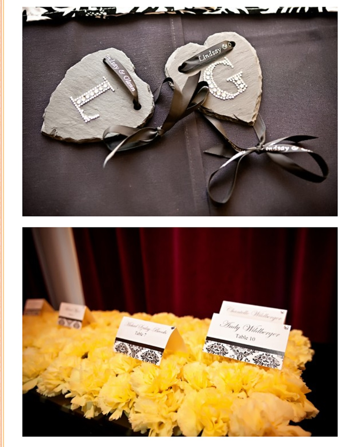 decorative-hearts-damask-escort-cards