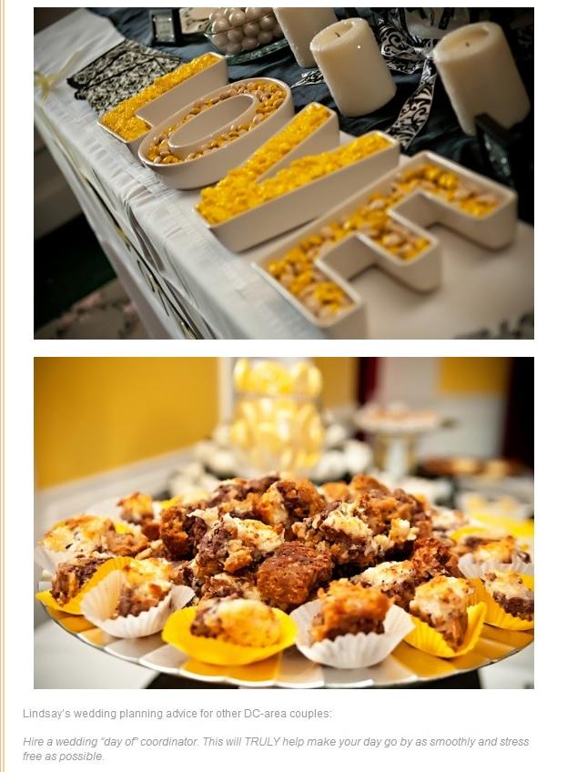 yellow-wedding-treats